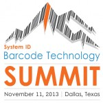 2013 System ID Barcode Technology Summit Logo
