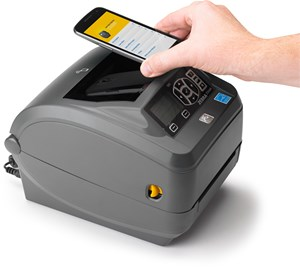 Try Zebra ZD500R RFID Printer for Asset Tracking and Item-Level Tagging