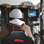 vehicle mount forklift