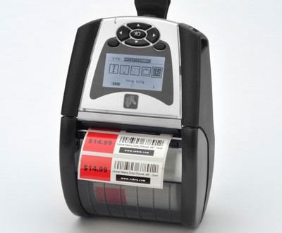 With Zebra QLn320 Mobile Barcode Printer, Costs Drop and Simplicity Rises