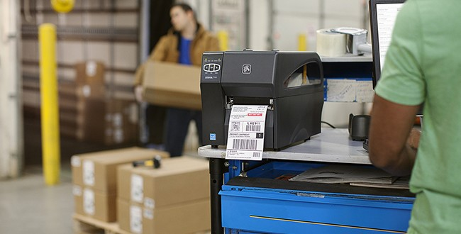 Thermal Transfer Printing Produces High-Quality Barcode Labels That Last