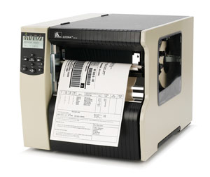 Jumbo-Sized Labels No Problem for Zebra 220xi4 Industrial Label Printer