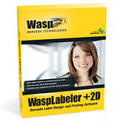 WaspLabeler 2D Barcode Label Software Simplifies Label Design, Printing