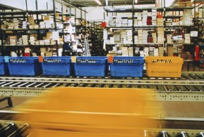 Automating Inventory Control Systems Critical to Future Warehouse Performance
