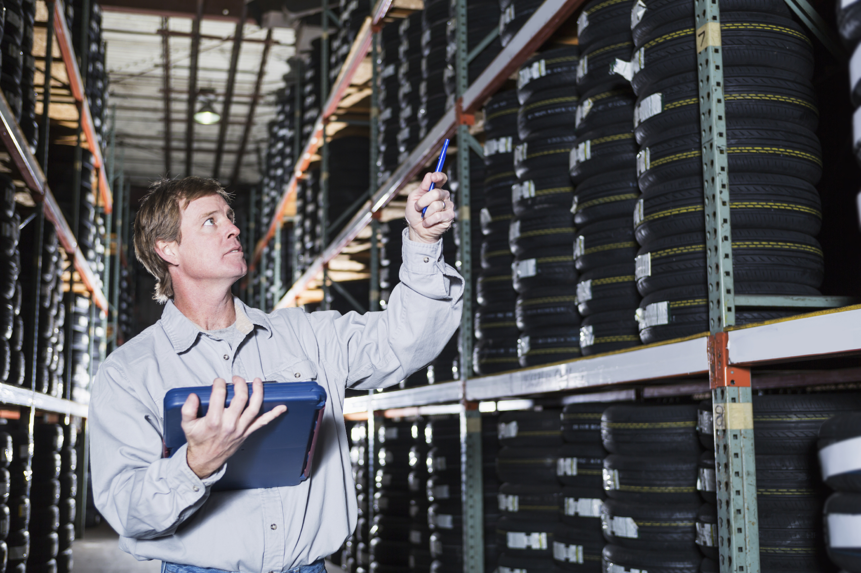 Achieve Real Time Visibility With A Barcode Inventory System
