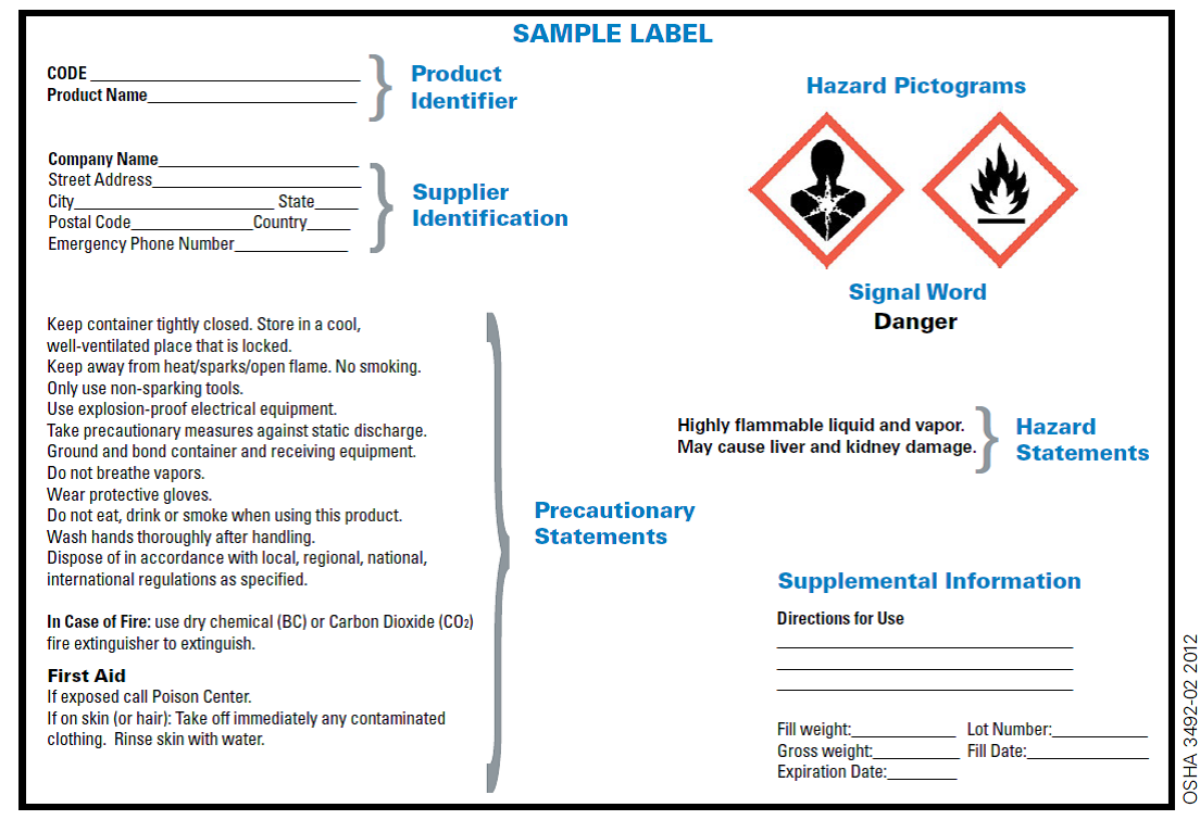 safety hazard warning labels lb no corrosive diamonds diamond buy health number ghs