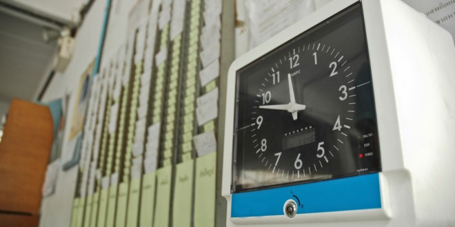 Improving Small Business Time and Attendance