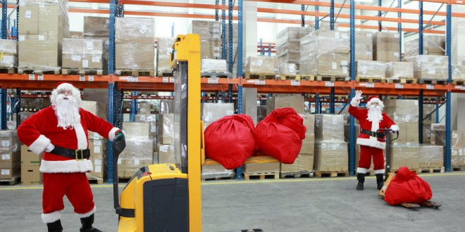 How to Prepare Your Warehouse For the Holiday Rush
