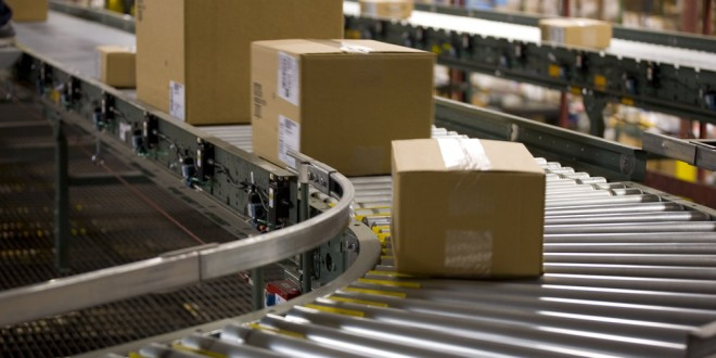 Barcode Labeling During the Busiest Shipping Season