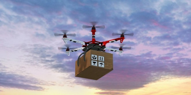 Drones and Robots in the Warehouse Are Assistants, For Now