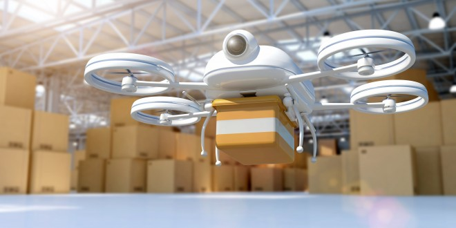 Robots In The Warehouse: Not just for Amazon