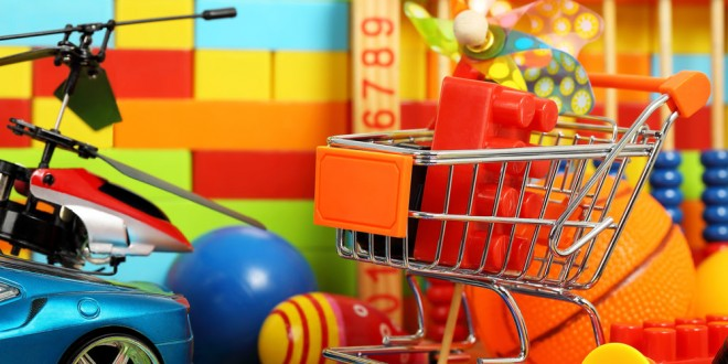 Play time's over, Geoffrey: The downfall of Toys 'R' Us