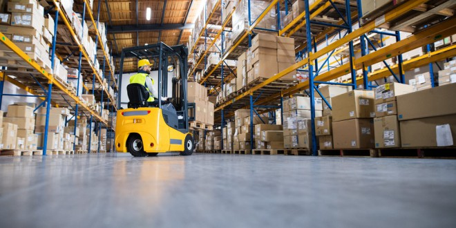 7 New Trends In The World Of Warehousing